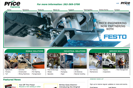 price engineering website